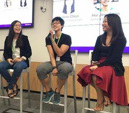 Interview with Elisha Tan (Facebook / Techladies)