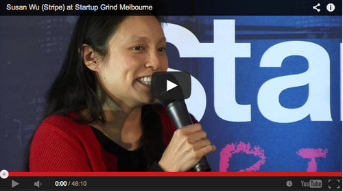 SUSAN WU COUNSELS STARTUPS TO QUESTION THE CORE OF WHAT THEY DO